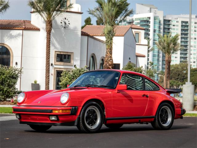 1988 Porsche 911 Carrera (CC-1481515) for sale in Marina Del Rey, California