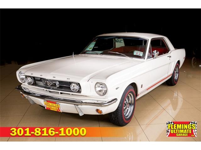1965 Ford Mustang (CC-1481528) for sale in Rockville, Maryland