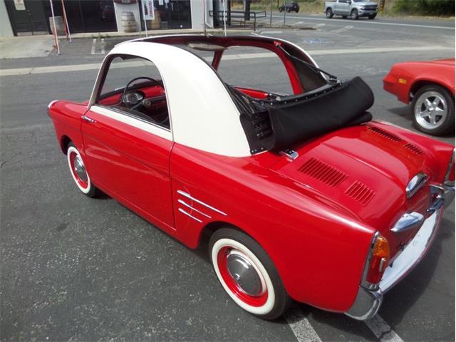 1958 Autobianchi Bianchina Transformable (CC-1481536) for sale in Laguna Beach, California