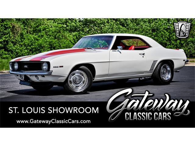 1969 Chevrolet Camaro (CC-1481541) for sale in O'Fallon, Illinois
