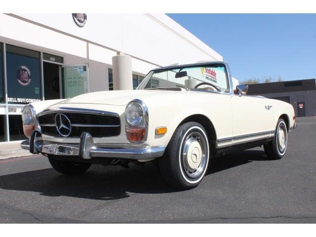 1971 Mercedes-Benz 280SL (CC-1481543) for sale in Scottsdale, Arizona