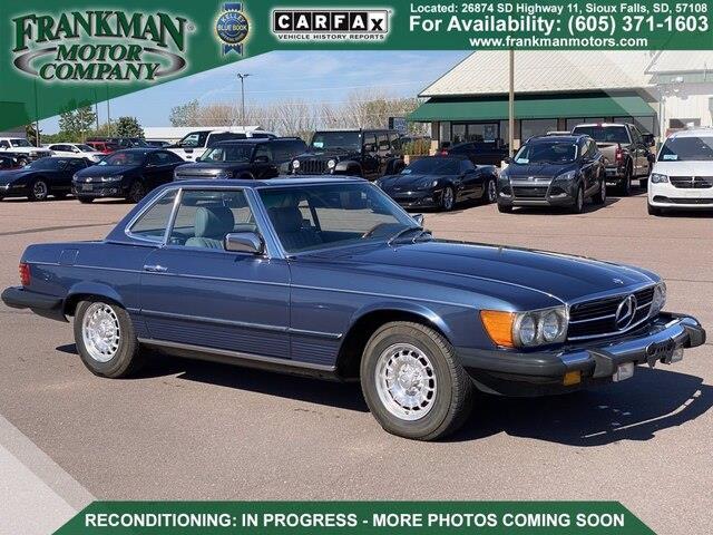 1982 Mercedes-Benz 300 (CC-1481555) for sale in Sioux Falls, South Dakota