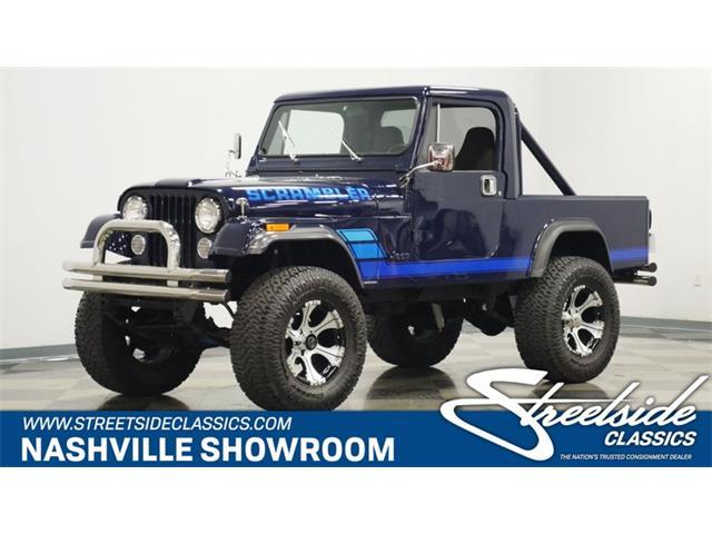 1983 Jeep CJ8 Scrambler (CC-1480156) for sale in Lavergne, Tennessee
