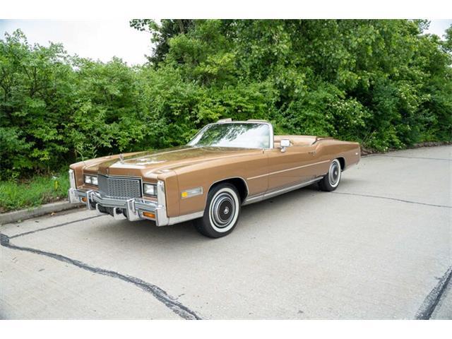 1976 Cadillac Eldorado (CC-1481571) for sale in Delray Beach, Florida