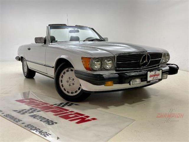 1988 Mercedes-Benz 560SL (CC-1481574) for sale in Syosset, New York