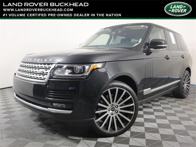 2013 Land Rover Range Rover (CC-1481583) for sale in Atlanta, Georgia