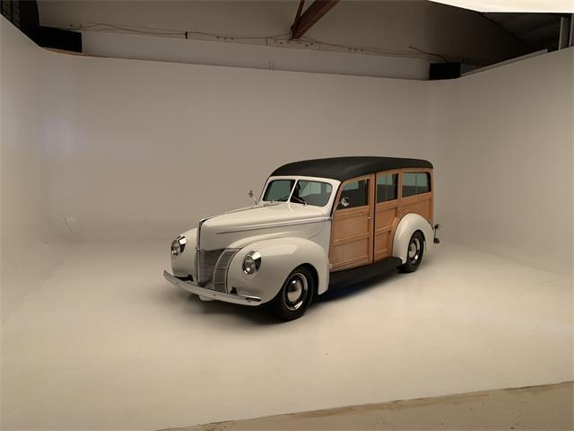 1940 Ford Woody Wagon (CC-1481591) for sale in Santa Rosa, California