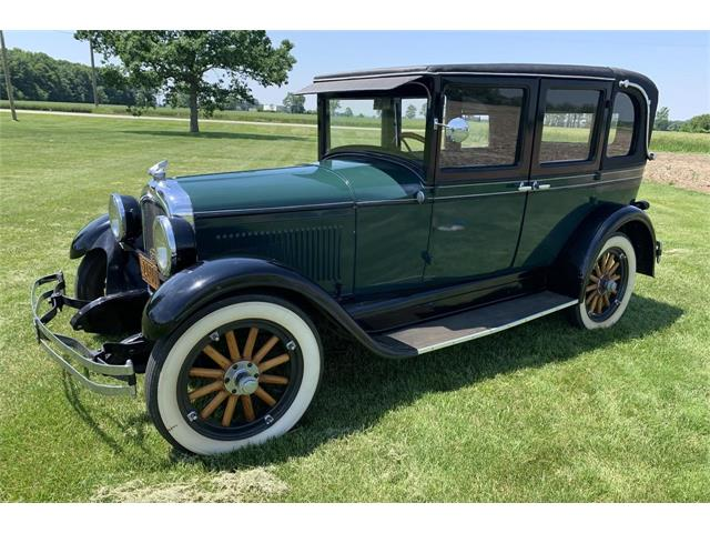 1927 Pontiac 4-Dr Sedan (CC-1481602) for sale in Dundee, Michigan