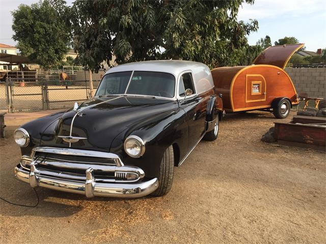 1951 Chevrolet Sedan Delivery (CC-1481604) for sale in Newport Beach, California