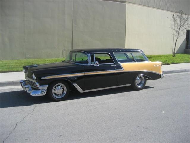 1956 Chevrolet Bel Air Nomad (CC-1481609) for sale in Newport Beach, California