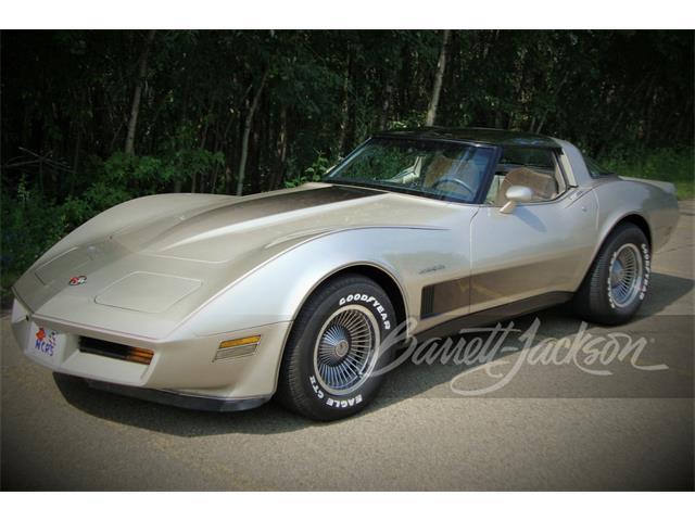 1982 Chevrolet Corvette (CC-1480164) for sale in Las Vegas, Nevada