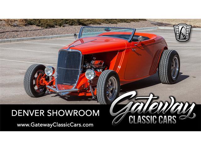 1933 Ford Roadster (CC-1481647) for sale in O'Fallon, Illinois