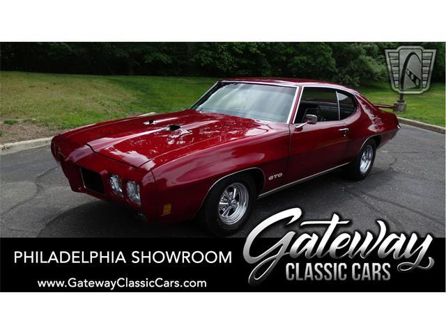 1970 Pontiac GTO (CC-1481701) for sale in O'Fallon, Illinois
