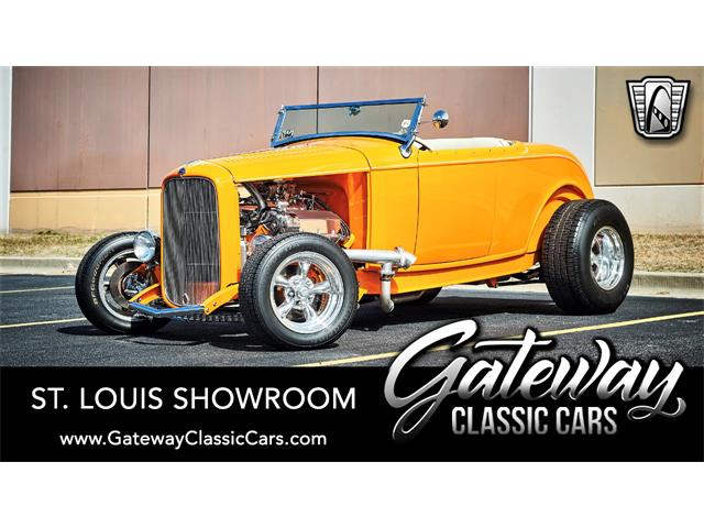 1932 Ford Roadster (CC-1481716) for sale in O'Fallon, Illinois
