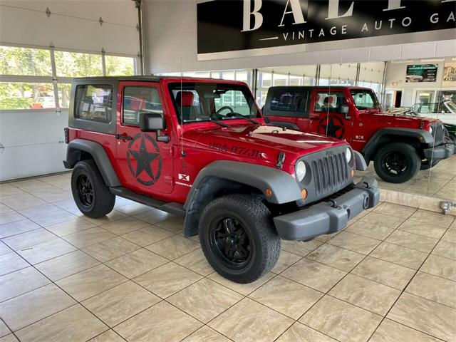 2007 Jeep Wrangler (CC-1481719) for sale in St. Charles, Illinois