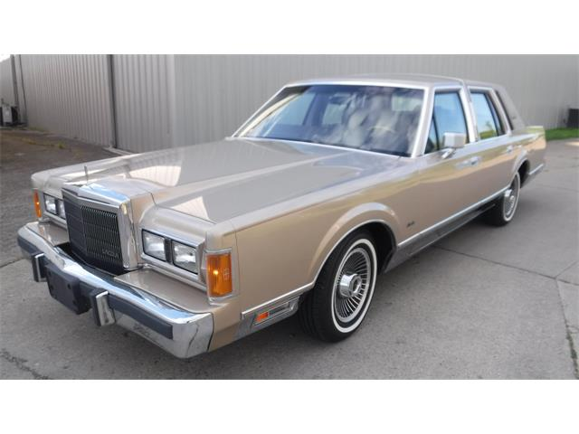 1989 Lincoln Town Car (CC-1481740) for sale in MILFORD, Ohio