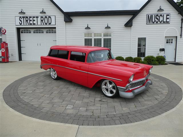 1956 Chevrolet Station Wagon (CC-1481743) for sale in Newark, OH, Ohio