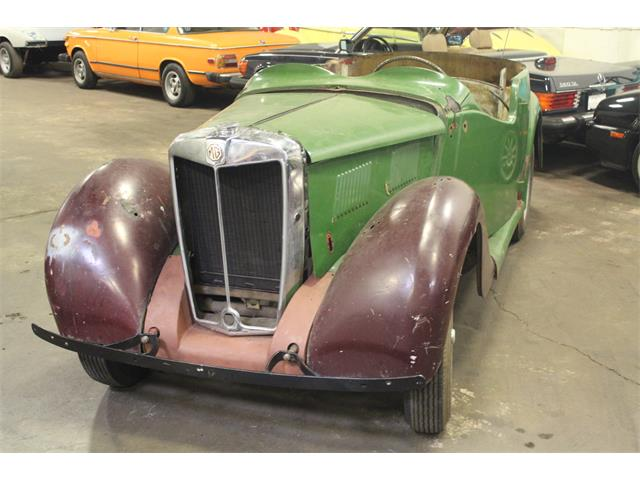 1949 MG Series YT (CC-1481745) for sale in Cleveland, Ohio