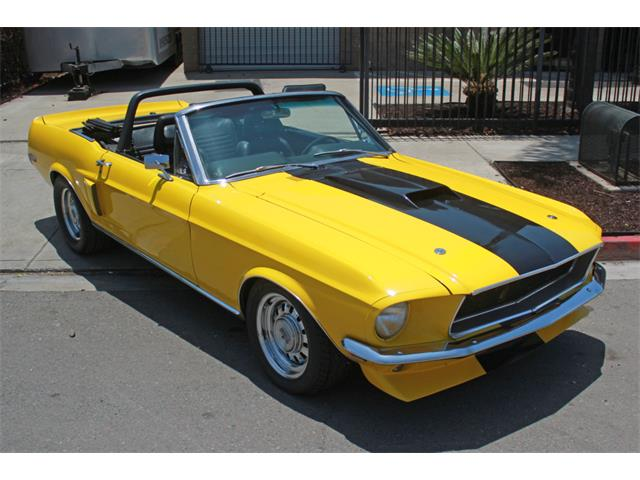 1968 Ford Mustang (CC-1481754) for sale in SAN DIEGO, California
