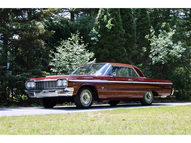 1964 Chevrolet Impala SS (CC-1481766) for sale in Hudson, Massachusetts