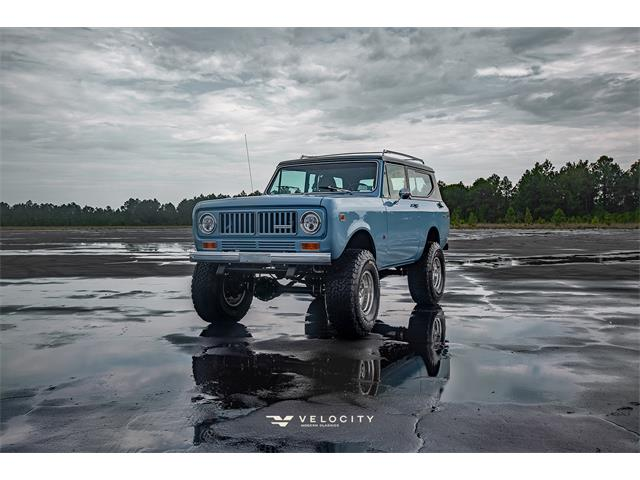 1973 International Scout (CC-1481798) for sale in pensacola, Florida