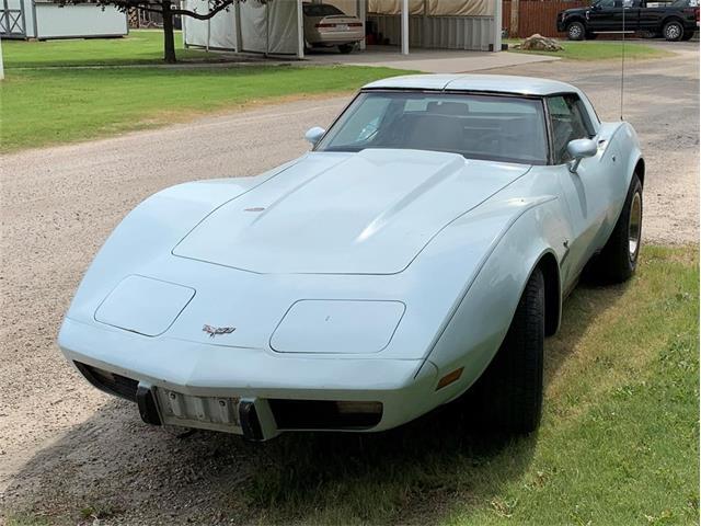 1979 Chevrolet Corvette (CC-1481816) for sale in Plainville , Kansas
