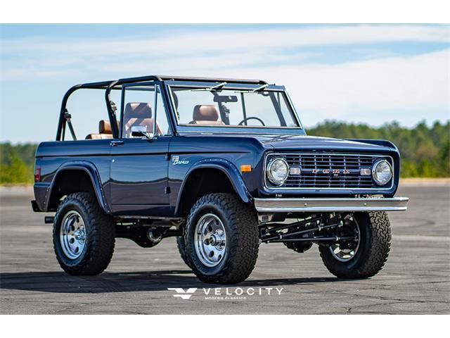 1977 Ford Bronco (CC-1481818) for sale in Pensacola, Florida