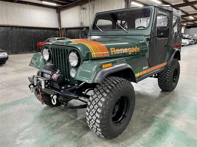 1979 Jeep CJ7 (CC-1481826) for sale in Sherman, Texas