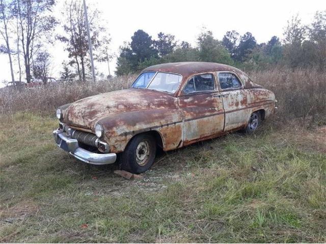 1950 Mercury Monterey (CC-1480185) for sale in Cadillac, Michigan
