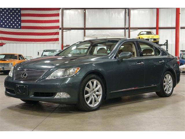2007 Lexus LS460 (CC-1481855) for sale in Kentwood, Michigan