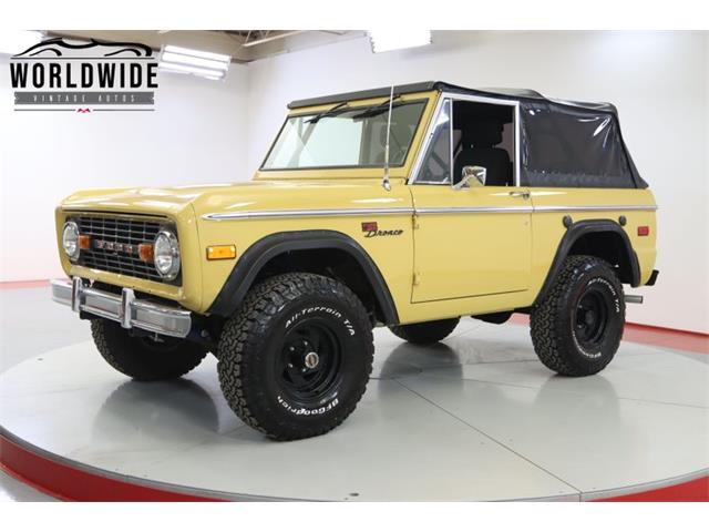 1972 Ford Bronco (CC-1481876) for sale in Denver , Colorado