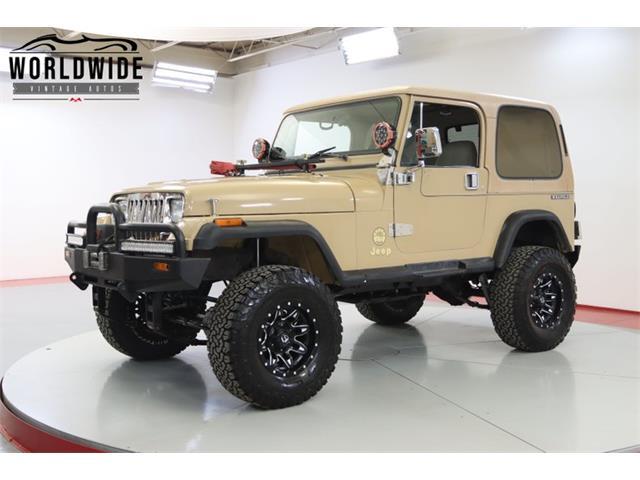1988 Jeep Wrangler (CC-1481883) for sale in Denver , Colorado