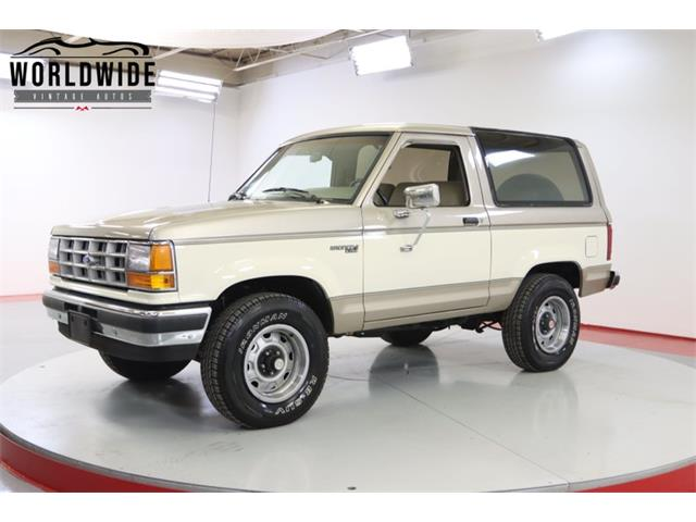 1989 Ford Bronco (CC-1481887) for sale in Denver , Colorado