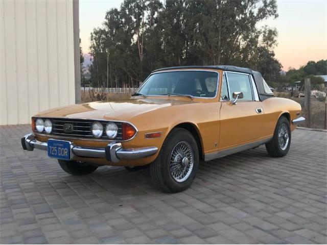1971 Triumph Stag (CC-1480192) for sale in Cadillac, Michigan