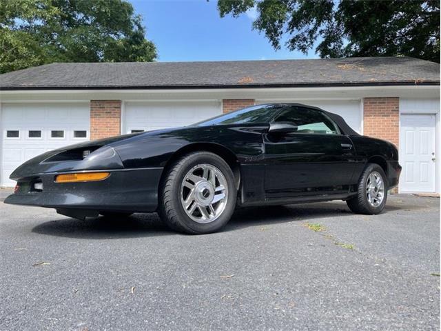 1996 Chevrolet Camaro (CC-1481928) for sale in Greensboro, North Carolina