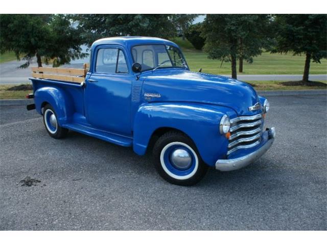 1949 Chevrolet 3100 (CC-1481929) for sale in Cadillac, Michigan