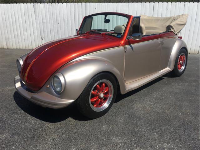 1973 Volkswagen Super Beetle (CC-1481931) for sale in Greensboro, North Carolina
