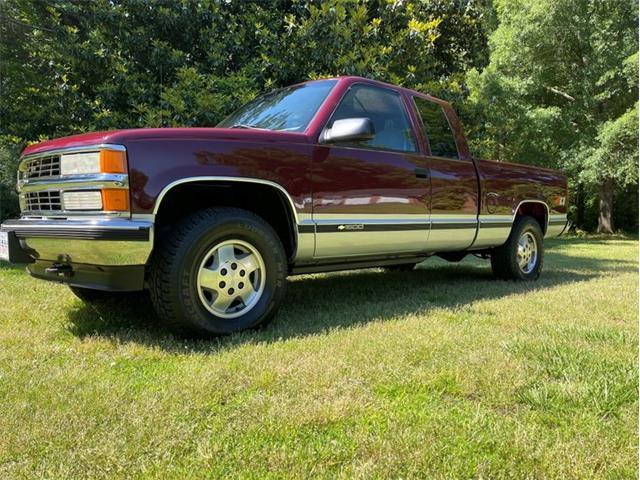 1995 Chevrolet Silverado (CC-1481932) for sale in Greensboro, North Carolina