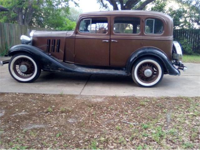 1933 Chevrolet Sedan (CC-1481941) for sale in Cadillac, Michigan