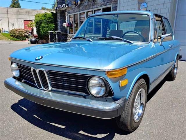 1975 BMW 2002 (CC-1481945) for sale in Arlington, Texas