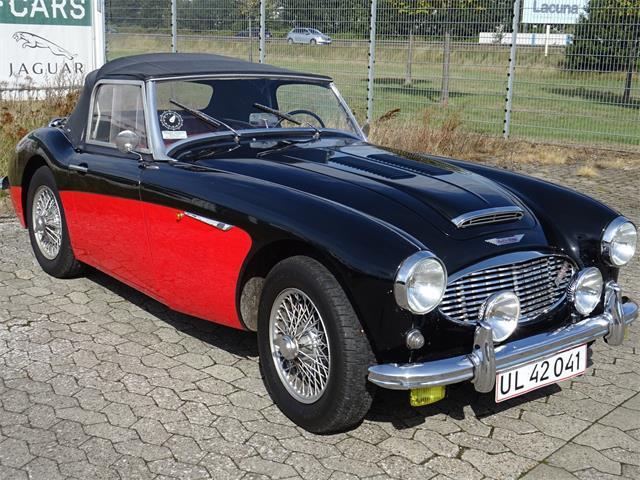 1958 Austin-Healey 100-6 (CC-1481963) for sale in Langeskov,  Denmark, Denmark