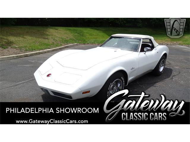 1974 Chevrolet Corvette (CC-1481968) for sale in O'Fallon, Illinois