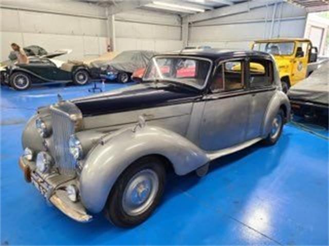 1949 Bentley Mark VI (CC-1481972) for sale in Midland, Texas