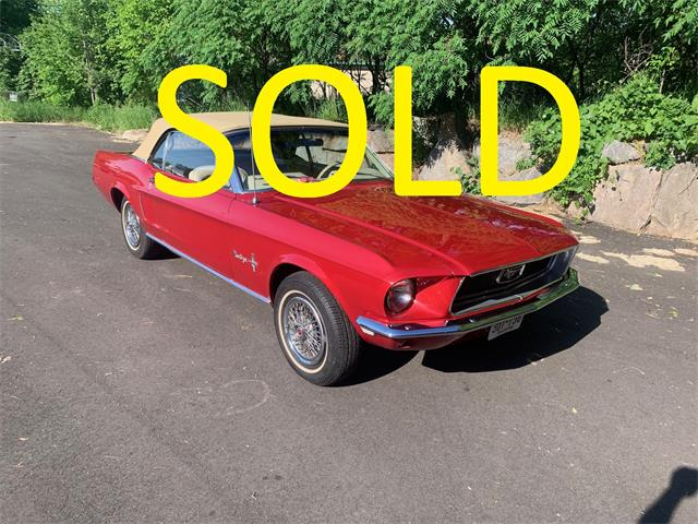 1968 Ford Mustang (CC-1481973) for sale in Annandale, Minnesota