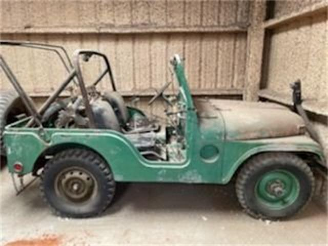 1953 Willys Jeep (CC-1481974) for sale in Midland, Texas