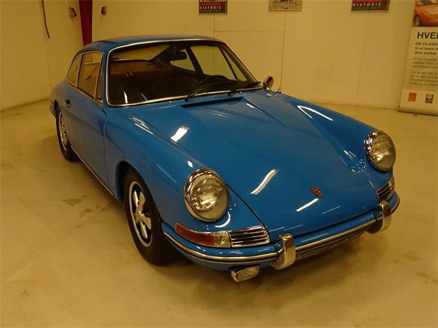 1968 Porsche 911T (CC-1481977) for sale in Langeskov,  Denmark, Denmark