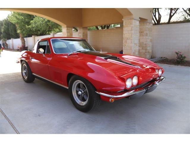 1967 Chevrolet Corvette (CC-1481981) for sale in Midland, Texas