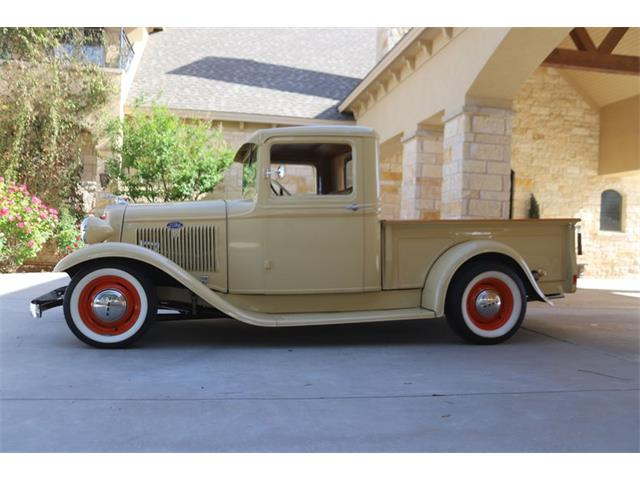 1934 Ford Model 46 (CC-1481989) for sale in Midland, Texas