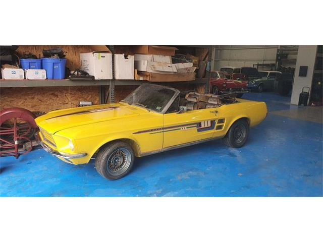1967 Ford Mustang (CC-1481995) for sale in Midland, Texas