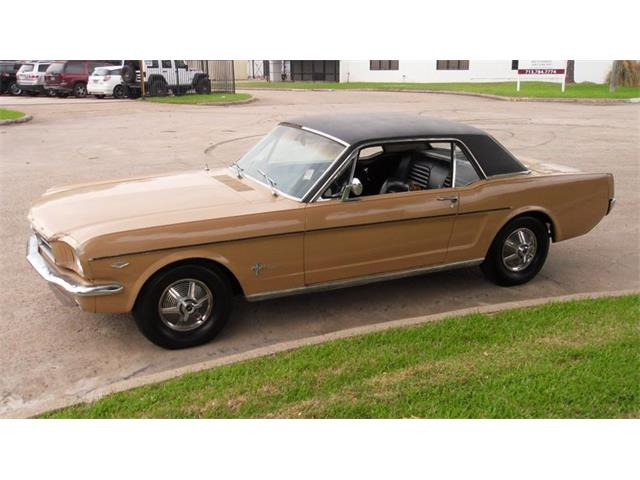 1965 Ford Mustang (CC-1481996) for sale in Midland, Texas
